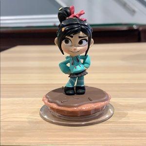 Disney Infinity Game Figure Vanellope von Schweetz